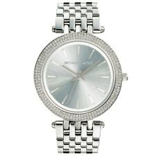 Michael Kors Ladies Darci Silver Watch MK3190