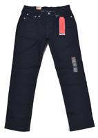 NWT Mens Levi's 514 Straight Stretch Motion Jeans Dark Blue West Wash 005140669
