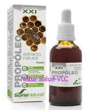 Extracto Propóleo Soria Natural 50ml_Antibiótico_Catarros_Gripe_antihongos
