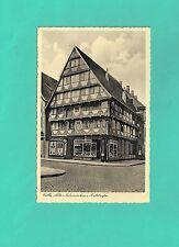 Ansichtskarte, Celle, Altes Patrizierhaus, Poststraße