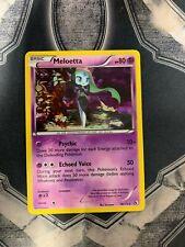 Meloetta Pokemon Foil 78/113