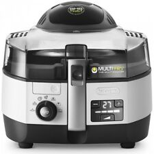 DeLonghi Multifry Extra Chef FH 1394/1 Heissluft-Fritteuse 2400W Grill-Funktion