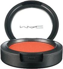 MAC Powder Blush - LOUDSPEAKER (coral orange satin) new boxed - rare to UK