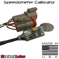 SpeedoDRD Speedometer Speedo Calibrator Kawasaki KLX125 250 KLX450R Vulcan Y1