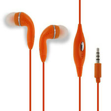 3.5 mm Hands Free Headphones With Mic. For BlackBerry Curve 3G 9320 9330
