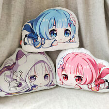 Re:Life in a Different World From Zero Plush Cushion Pillow Doll Christmas Gifts
