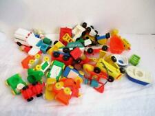Vtg Lot Misc Fisher Price Little People Figures/Vehicles-Hospital/Airport