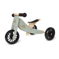 Kinderfeets Tiny Tot 2-in-1 Trike Balance Bike SAGE