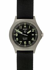 MWC European General Service 50m Water Resistant Military Watch on Webbing Strap