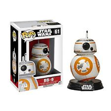 Star Wars The Force Awakens Pop! Vinyl Figure - BB-8 BRAND NEW