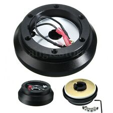 Car Steering Wheel Quick Release Short Hub Adapter For Mitsubishi Eclipse Subaru