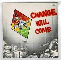 BABATUNDE TONY ELLIS-change will come      polydor LP     (hear)    reggae roots