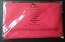 YVES ROCHER schöne rote Make-Up Tasche / Kosmetiktasche, 13 cm x 22 cm, OVP