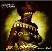 Professor Trance & The Energisers - Shaman's Breath (CD Album 1996)