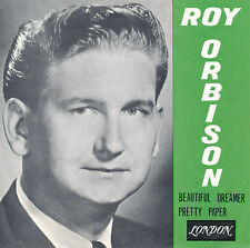 "7"" - Roy Orbison - Beautiful Dreamer / Pretty Paper - London 5.460 - BE 1964"