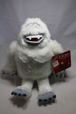 """Rudolph the Reindeer 8"""" Bumble Abominable Snowman Plush Stuffed 2008"""