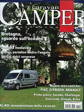 * Caravan & Camper Granturismo* Rivista N°455 / GIU/2014 - MAG Editori