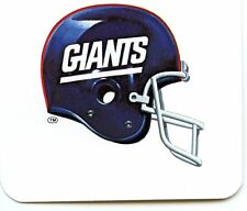 NEW YORK GIANTS FOOTBALL TEAM  ISSUED STICKER / DECAL 1980'S VINTAGE  MINT