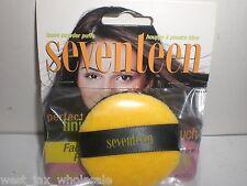 Seventeen Compact Face Makeup Shine Control Yellow Loose Powder 144 Puffs 171225