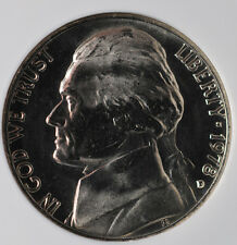 1978-D 5C Jefferson Nickel NGC MS 65