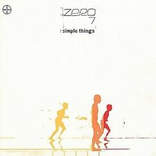 Simple Things by Zero 7 (Audio / Music CD) New and Mint Condition in Shrink Wrap