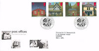 12 AUGUST 1997 POST OFFICES ROYAL MAIL FIRST DAY COVER  WAKEFIELD SHS