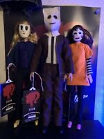 SALE! The Strangers CUSTOM HORROR DOLLS Set of 3 OOAK