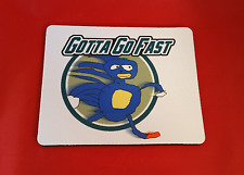 Sanic SONIC THE HEDGEHOG MEME TAPPETINO MOUSE PAD PC & Laptop Gaming divertente