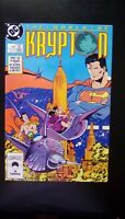 The World of Krypton #1-4 Origins of Super Man! High Grade Comic Book RM2-47