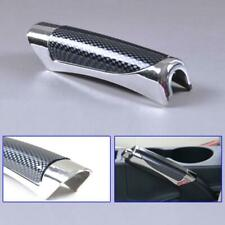 Universal Carbon fiber Style Car Hand brake protective cover sleeve case Decor