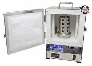 TableTop Hi-Temp 2200°F Burnout Oven STANDARD Jewelry Resin Wax Dental Kiln