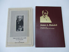 California Biography Claremont Colleges Founder James Blaisdell Local History