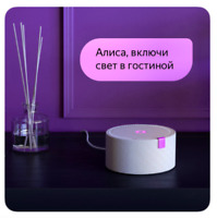 Яндекс Станция мини Yandex Station Mini Smart speaker assistant ALICE / АЛИСА