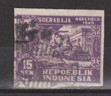 Indonesie Indonesia Java Madoera 31 a used Japanse bezetting Japanese occupation