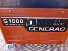 Generac Generator G1000 750w