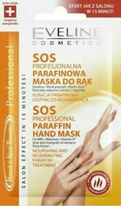 Eveline SOS Professional Paraffin Hand and Nail Mask 7ml