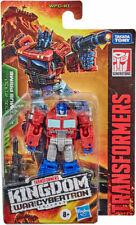 "Transformers WFC Kingdom 3"" Figure Legends Wave 1 Optimus Prime"