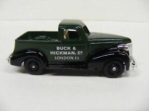 Lledo Days Gone 3600 Chevrolet Picp Up 1936 Buck & Hickman