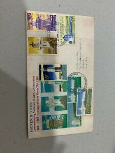 New Zealand 1969 fdc  centenary govt life insurance first day cover