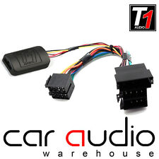 T1-Audio SONY Audi A3 A4 TT Steering Wheel & Phone Button Interface Adaptor