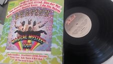 THE BEATLES  Magical Mystery Tour ISRAEL ISRAELI LP Portrait LABELS dif cover
