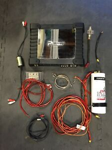 Performance Teknique Car Audio And Video Installation For Sale Ebay