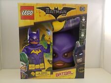 LEGO The Batman Movie | Batgirl Child Costume | Medium 7-8 | 23724K-PK1 | NEW