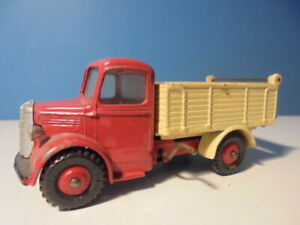 DINKY TOYS  BEDFORD  END TIPPER, 410, c1958