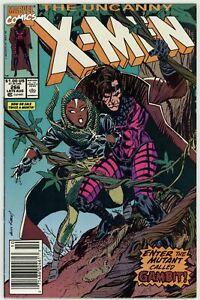 Uncanny X Men (1981) #266 NM- 1st App of Gambit Marvel Comics