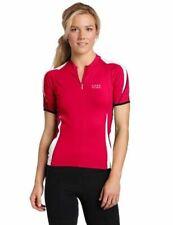Gore Bike Wear Men's Power 2.0 Lady Jersey, Berry Red/White, Large