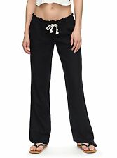 Roxy Oceanside Beach Pants - Women's - True Black (KVJ0) - Small