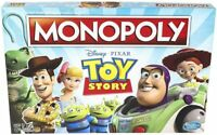 Monopoly Toy Story Board Game - Monopoly Disney Pixar Toy Story Edition - NEW