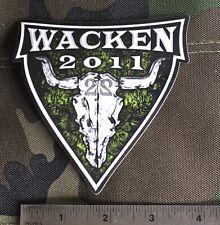 Waken Open Air Concert (2011) Sticker