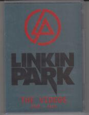 LINKIN PARK The Videos 2000 - 2010 DVD New